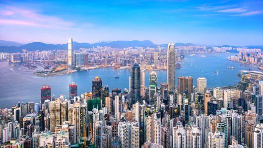 Hong Kong is building an $80 billion artificial island to fix its housing shortage