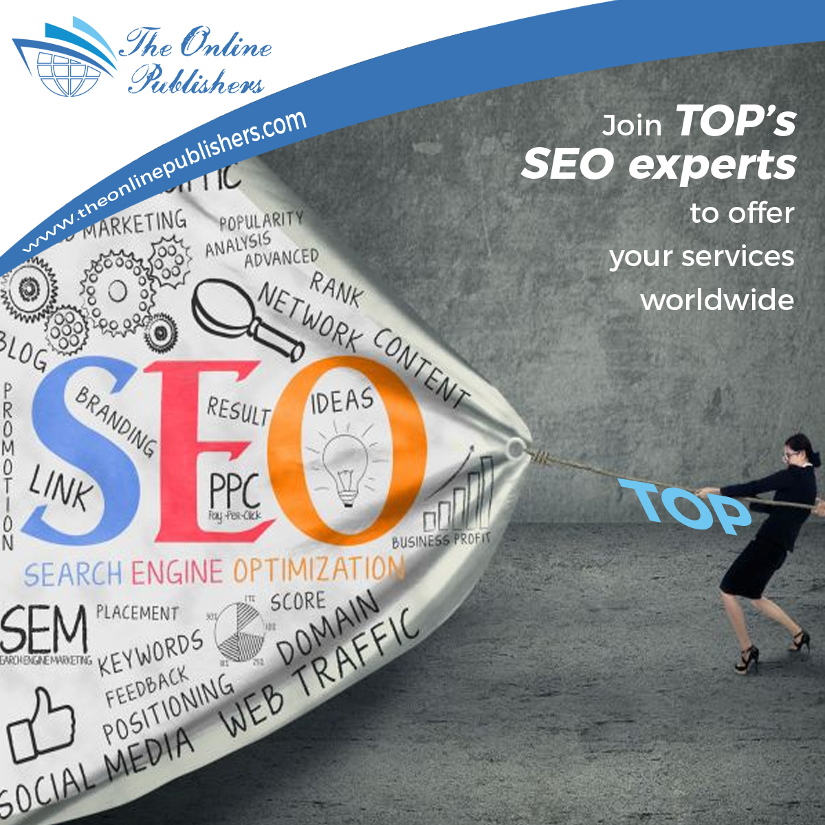 The Online Publishers SEO