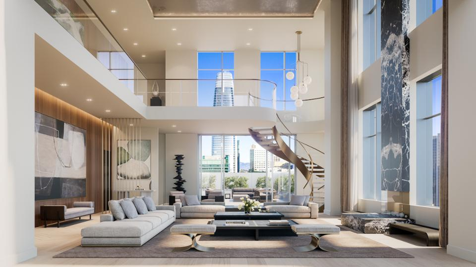 San Francisco's Sexiest New Residence Offers Posh Virtual Real Estate Tours