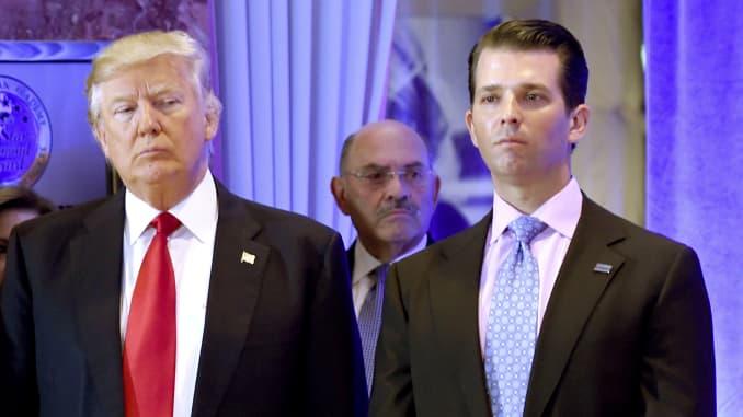 NY prosecutors subpoena Trump Organization exec's bank records in criminal probe